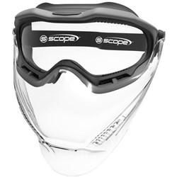 Esko Tuff Shield Safety Visor & Browguard Clear Lens | OfficeMax NZ