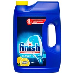 Finish Power Dishwasher Powder 2kg <b>*BE IN TO WIN</b>