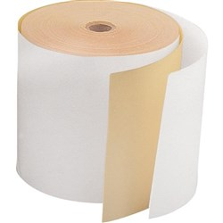Eftpos Double Wound Paper Roll 75x76mm 2 Ply