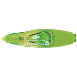 Pilot BeGreen Refillable Correction Tape 4mm x 6m