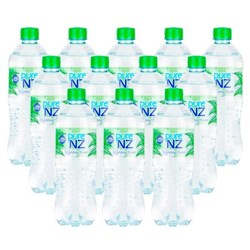Pure NZ Sparkling Spring Water 500ml, Carton of 12