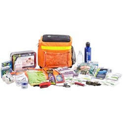 Civil Defence Grab And Run 24 Food Ration Survival Kit