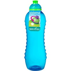 Sistema Squeeze Drink Bottle Blue 620ml