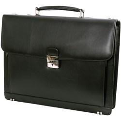 Makiri Avenue Leather Flapover Laptop Bag f5f19a27b9733