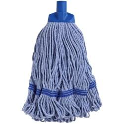 Filta Anti-tangle Washable Cotton Mop Head Blue 350g