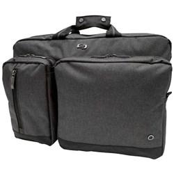 Solo Duane Briefcase Hybrid Charcoal 1d51a281544da