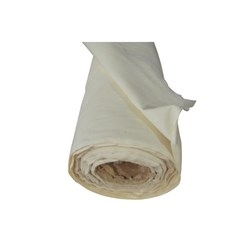 Calico Bleached Natural Cotton Roll 1200mmx10m