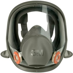 3M&#153 Full Face Respirator Mask 6900 Large