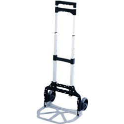 Fully Foldable & Collapsible Hand Trolley 60kg Capacity
