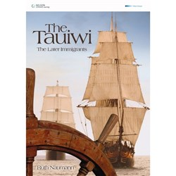 The Tauiwi The Later Immigrants  Textbook 9780170182256