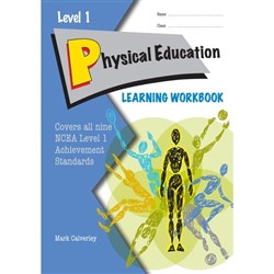 ESA Physical Education Learning Workbook Level 1 Year 11 9781877530654
