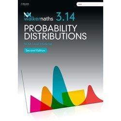Walker Maths 3.14 Probability Distributions Level 3 Workbook Second Edition 9780170446938