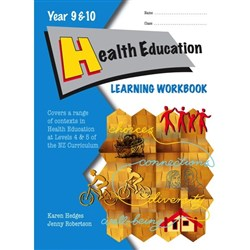 ESA Health Education Learning Workbook Year 9-10 9781927245187