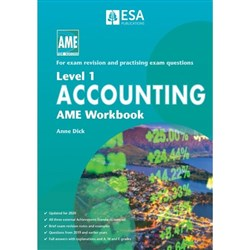 AME Accounting Workbook Level 1 Year 11 9780947504298