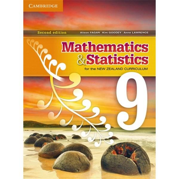 Mathematics & Statistics for the NZ Curriculum Textbook Year 9 9781107628403