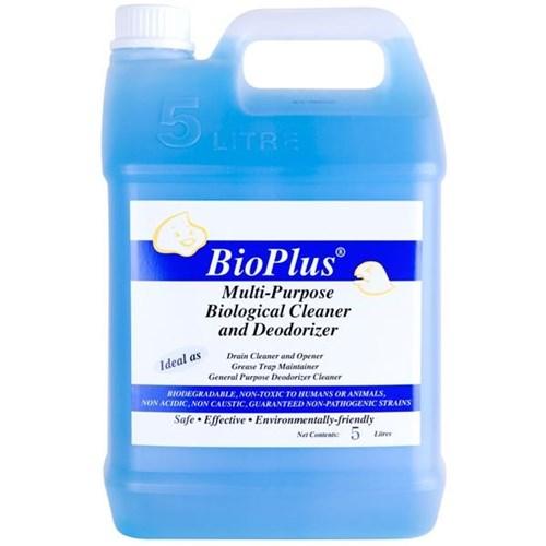 Bio Plus Multi-Purpose Urinal Cleaner 5L