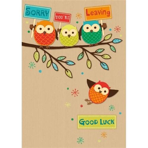 ccc a4 farewell greeting card  officemax nz