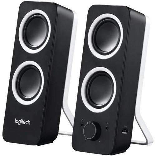 Logitech Z200 2 0 Multimedia Computer Speakers Set Of 2 Officemax Nz