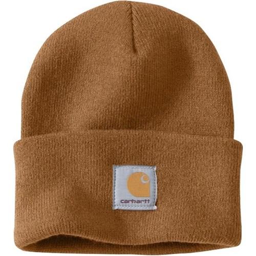 Carhartt Acrylic Watch Hat Beanie Brown  f0f439059dde