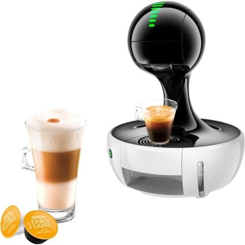 promo code cf0ea ebc04 NESCAFÉ Dolce Gusto Drop Capsule Coffee Machine White