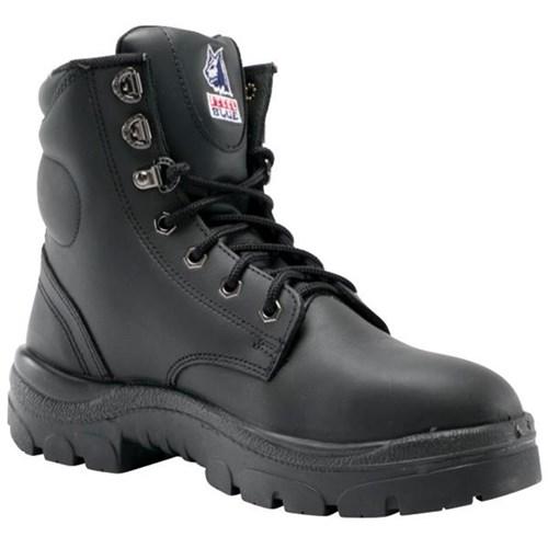 Steel Blue Argyle Ladies Safety Boots