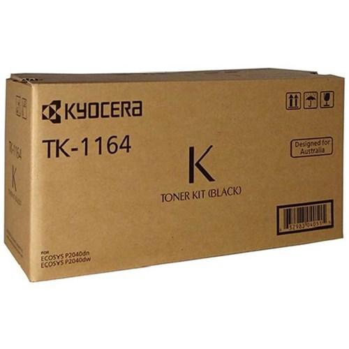 Kyocera TK-1164 Laser Toner Cartridge Black