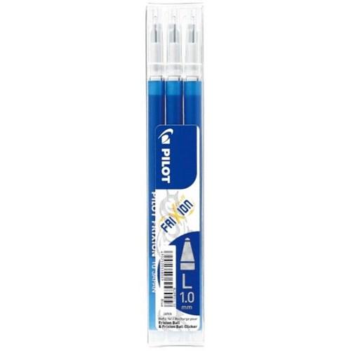 Rollerball Pen Pilot Pen 3 Piece Refill Blue Frixion Ball Erasable