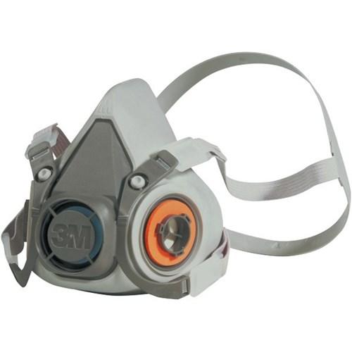 Face 3m™ 6100 Mask Respirator Small Half