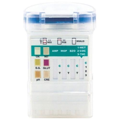 Drug Test Kits >> Microscreen 6 Panel Drug Testing Urine Kit