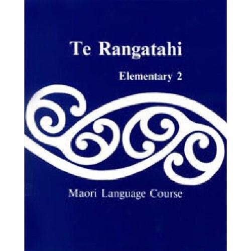 Te Rangatahi Elementary Book 2 Blue 9781869560379