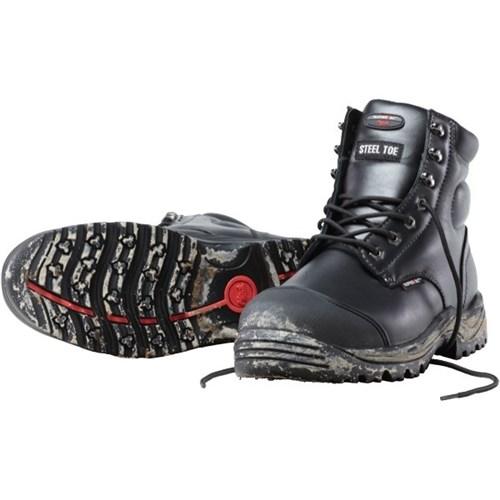 54de3971fe7 Mack Stirling Safety Boots Lace Up