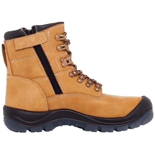 4b069c83b75 Mack Blast Safety Boots Lace Up