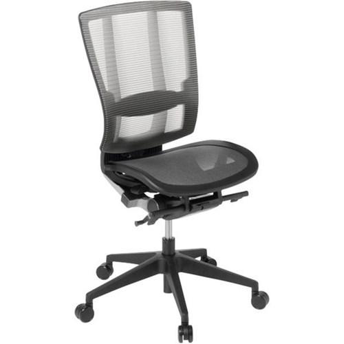 Cloud Ergonomic Chair Mesh Back Seat Officemax Nz