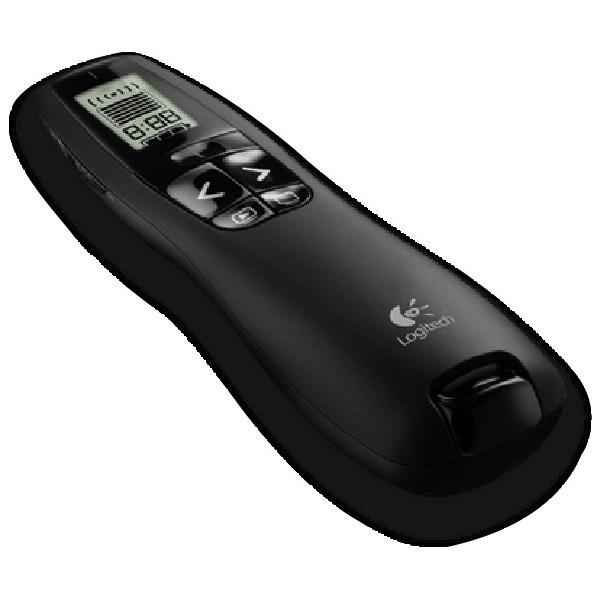 how to set up logitech laser pointer r700