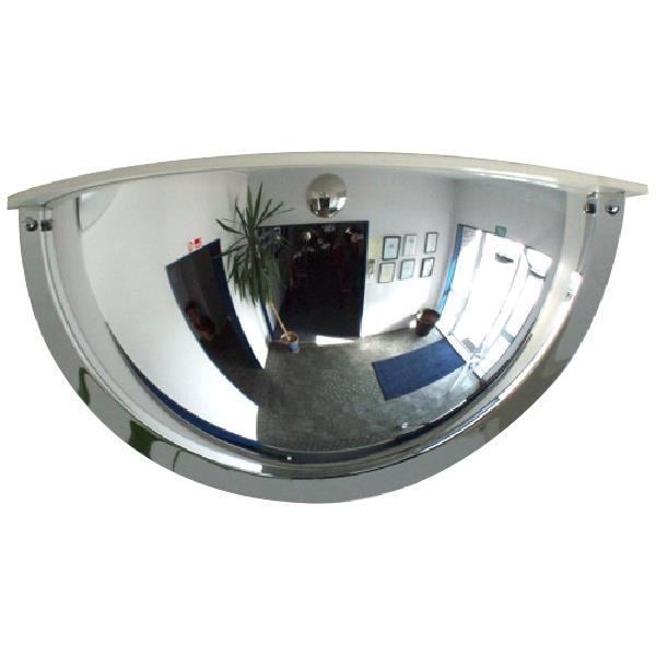 Security Convex Mirror Half Dome Interior Officemax Nz
