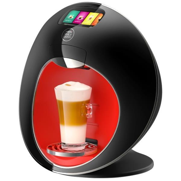 NESCAFÉ Dolce Gusto Majesto Coffee Machine Black Red ...