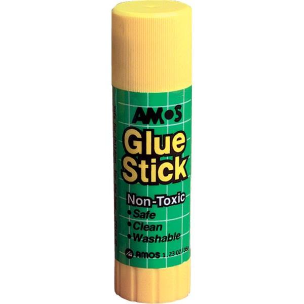 Amos Glue Stick 35g Officemax Nz