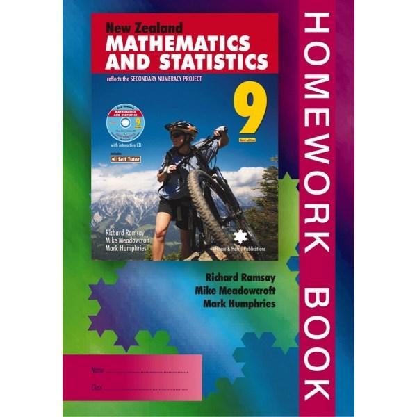 New Zealand Mathematics 7 Homework Book
