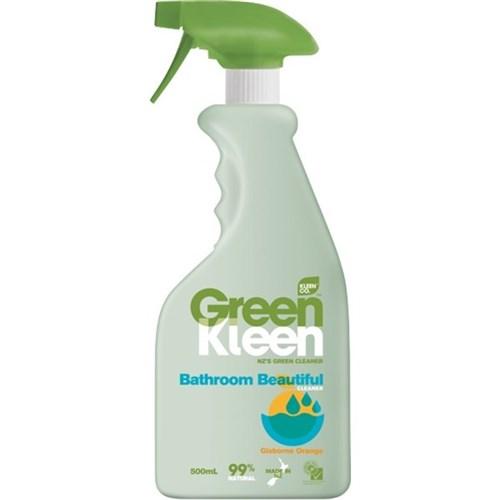 Green Bathroom Cleaners That Work: Green Kleen Bathroom Beautiful Cleaner Trigger 500ml