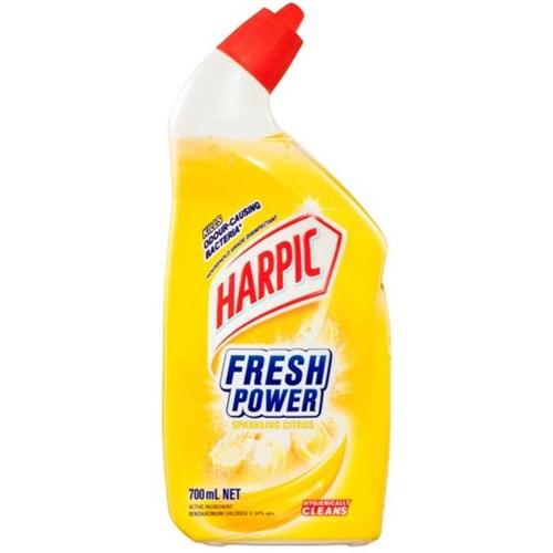 Harpic Fresh Power Toilet Cleaner Summer Breeze 700ml