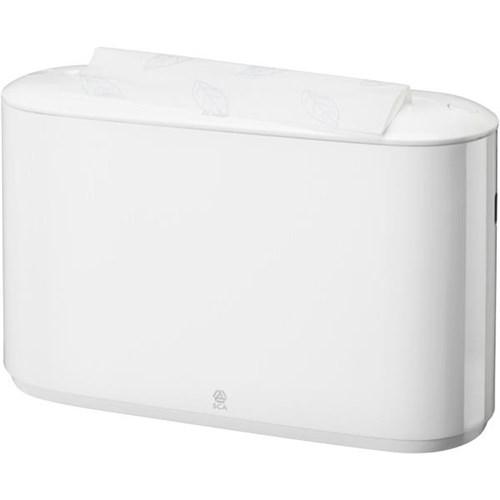 Tork H2 Xpress Countertop Hand Towel Dispenser White