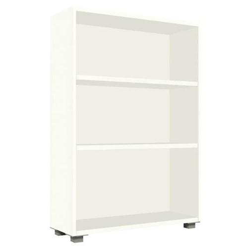 City Value Bookcase 1200mm Snowdrift White Officemax Nz