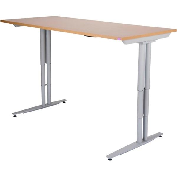 custom standing desk kidney shaped mid. Modren Shaped Arise Electric Height Adjustable Desk To Custom Standing Kidney Shaped Mid E