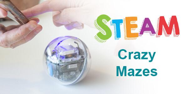 STEAM Lesson Plan | Crazy Mazes
